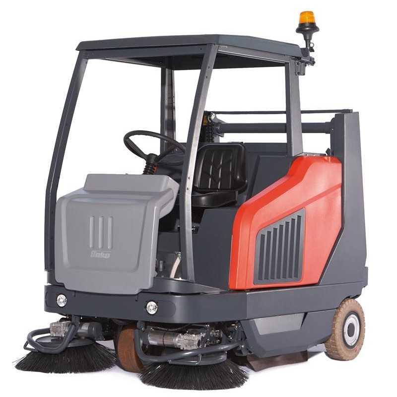 Barredora HAKO SweepMaster P1500